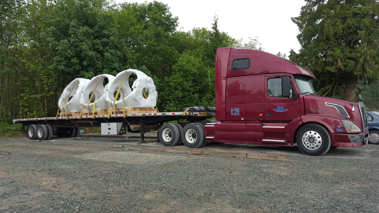 Mg Transport Truck 6,wide size load,trucking in abb